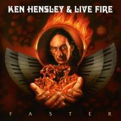 HENSLEY, KEN & LIVE A FIRE