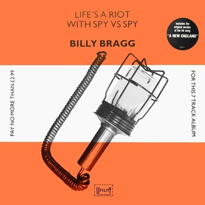 BRAGG, BILLY