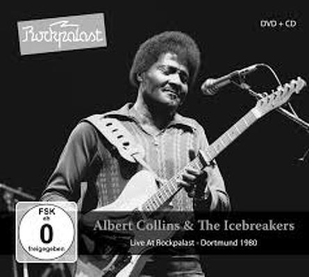 ALBERT COLLINS & THE ICEBREAKERS
