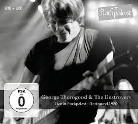 GEORGE THOROGOOD AND DESTROYERS