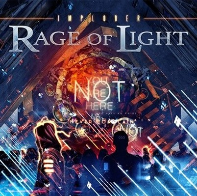 RAGE OF LIGHT