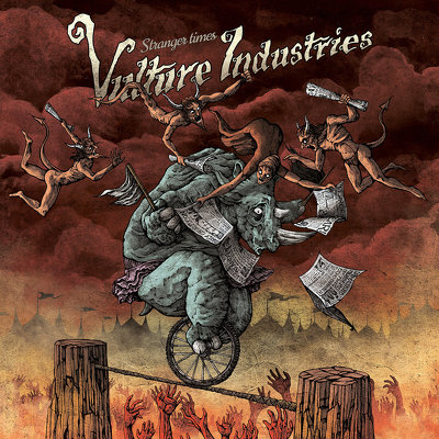 VULTURE INDUSTRIES