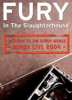 FURY IN THE SLAUGHTERHOUSE