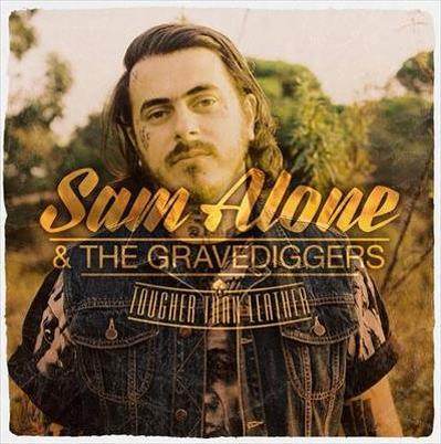 SAM ALONE AND THE GRAVEDIGGERS
