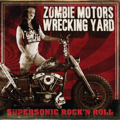 ZOMBIE MOTORS WRACKING YARD